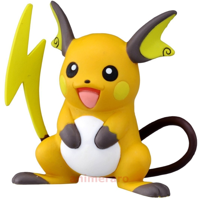 pokemon-xy-monster-collection-figure-tomy-mc-047-raichu-august-2014-8