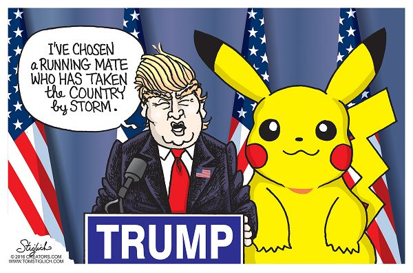 trump pokemon